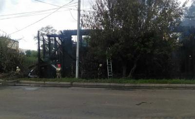 Кто в Кирове защитит жителей деревянных домов на ул. Блюхера?