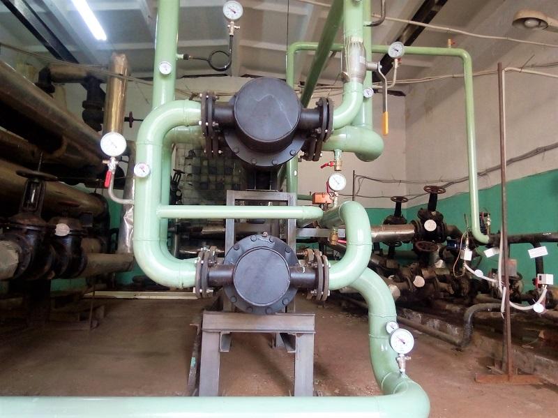КТК автоматизирует 122 центральных тепловых пункта