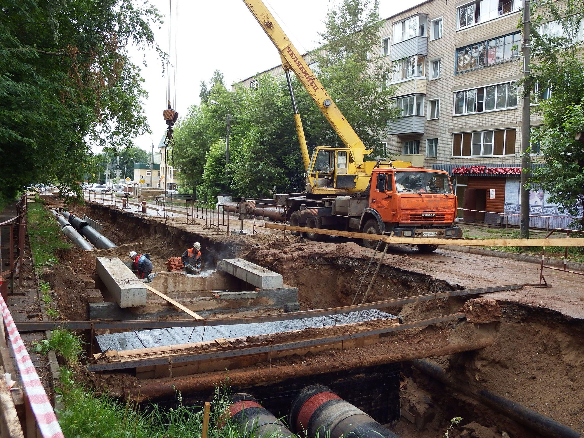 КТК завершила реконструкцию 13 участков теплосетей