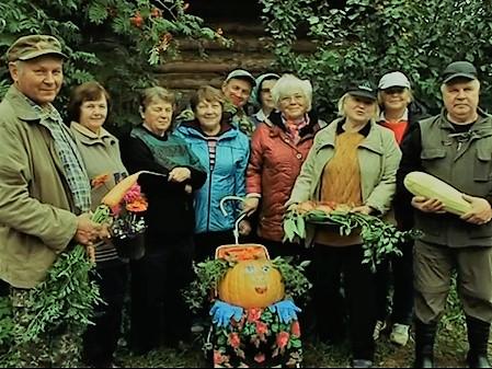 В «Юбилейном» отпраздновали День урожая (ВИДЕО)