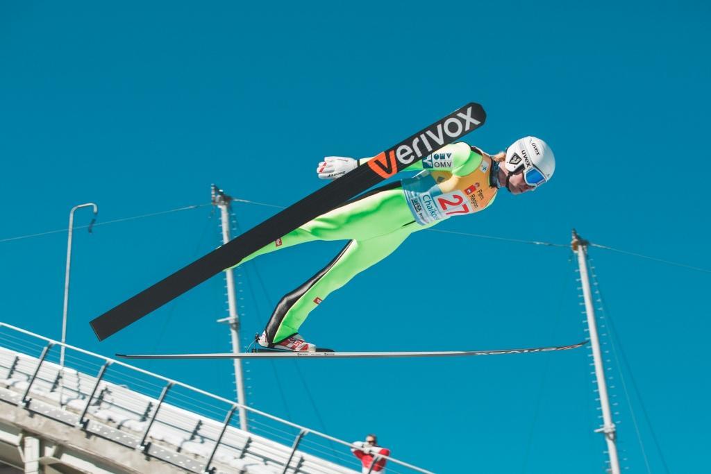 Поддержи сборную России по прыжкам на лыжах с трамплина