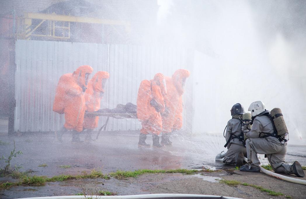 Спецслужбы освободили заложников на кировской станции аэрации