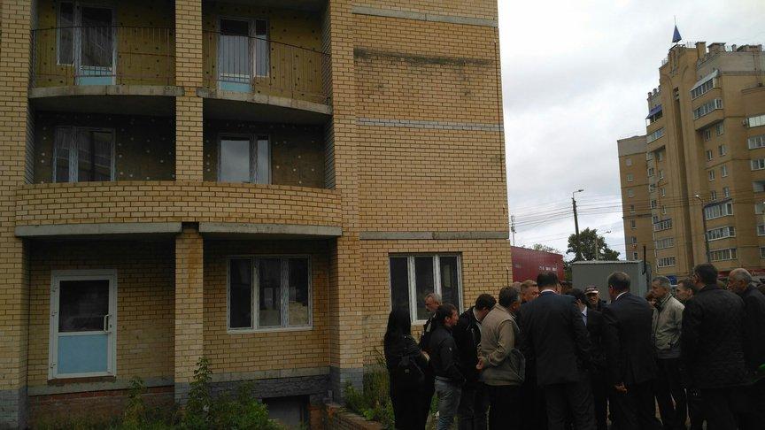 В Кирове дом на улице Ленина, 145 будет достроен