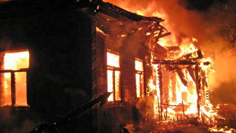 В пожаре в Пижанском районе погибли мать, двое ее сыновей и племянник
