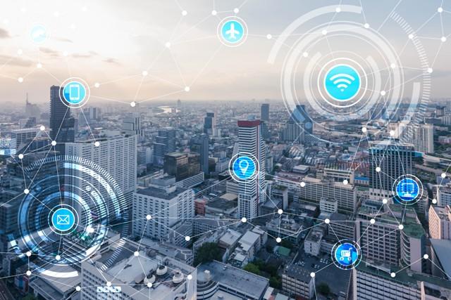 «ЭР-Телеком» построил сетьпромышленного Интернета вещей52 городах России