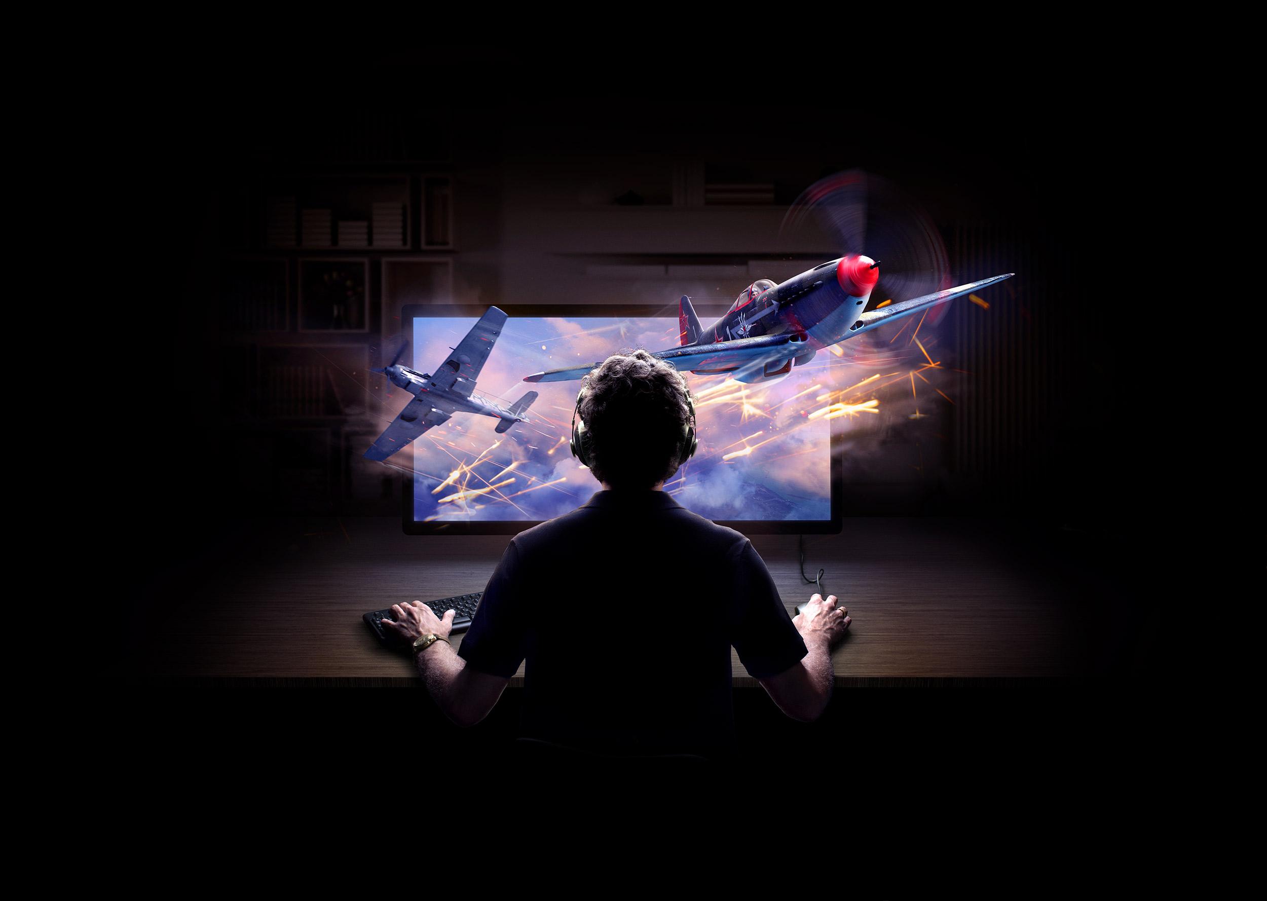 «Игровой» идёт на взлёт: абонентам «Ростелекома» стал доступен эксклюзивный истребитель Як-3Т в World o fWarplanes