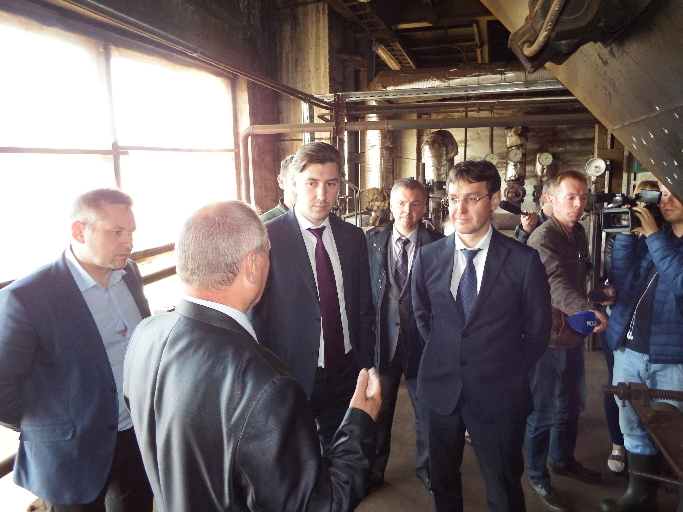 Котельные Кировской области получат существенную экономию при работе на местном топливе