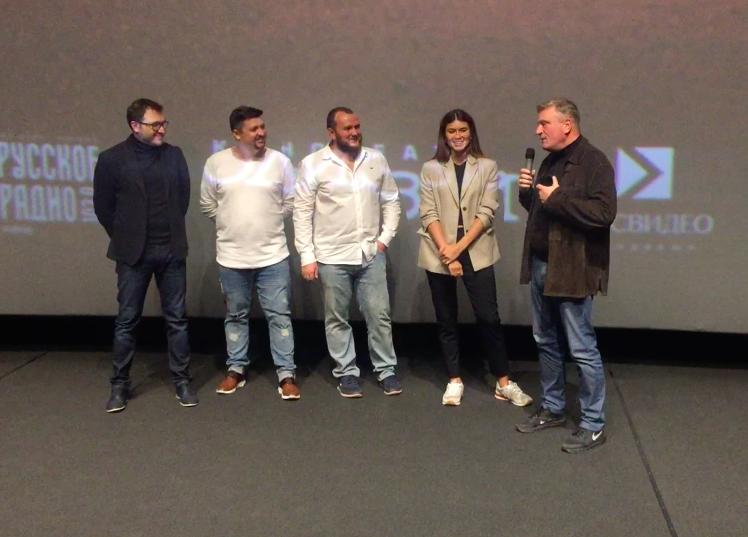 Игорь Васильев назвал «Временные трудности» магическим для Кирова фильмом