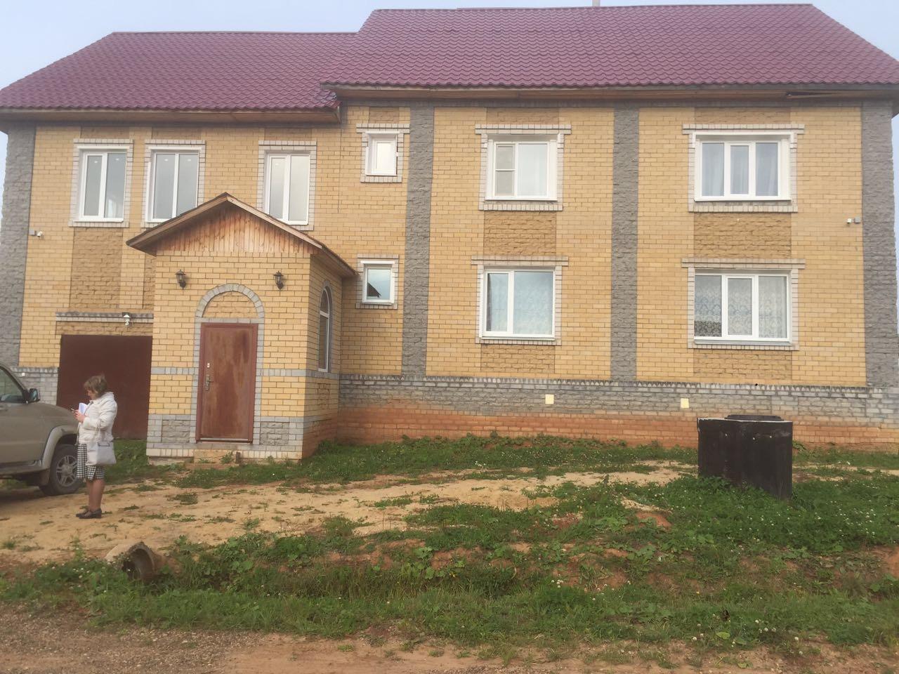 У главы Афанасьевского района нашли незадекларированный особняк (ФОТО)