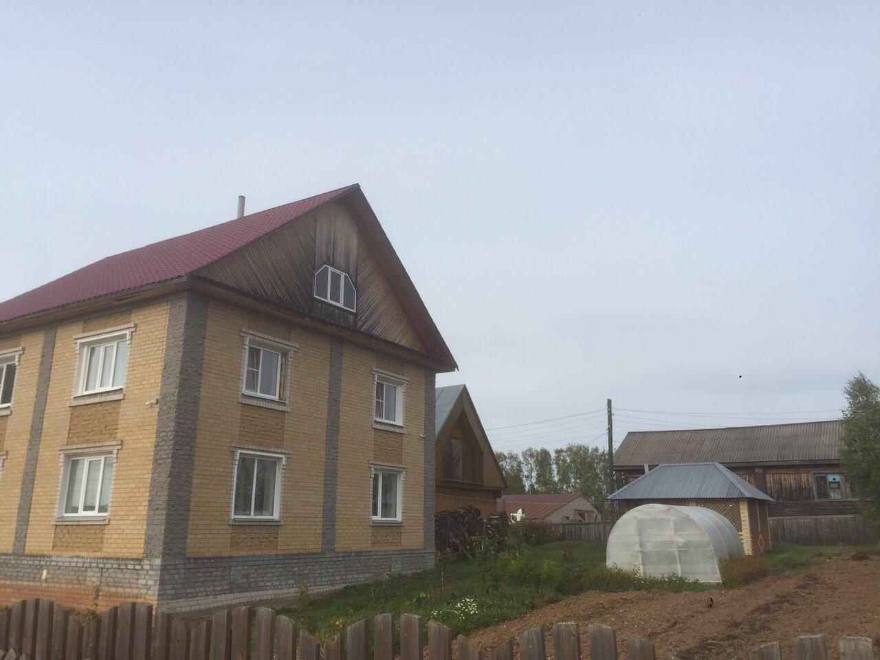 История с особняком главы Афанасьевского района получила продолжение
