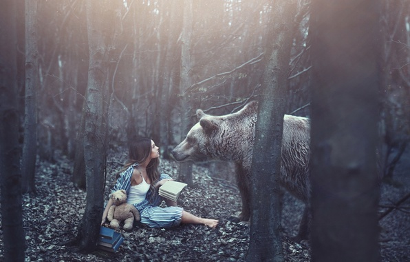 Почитаем: книги о лесе и лесниках