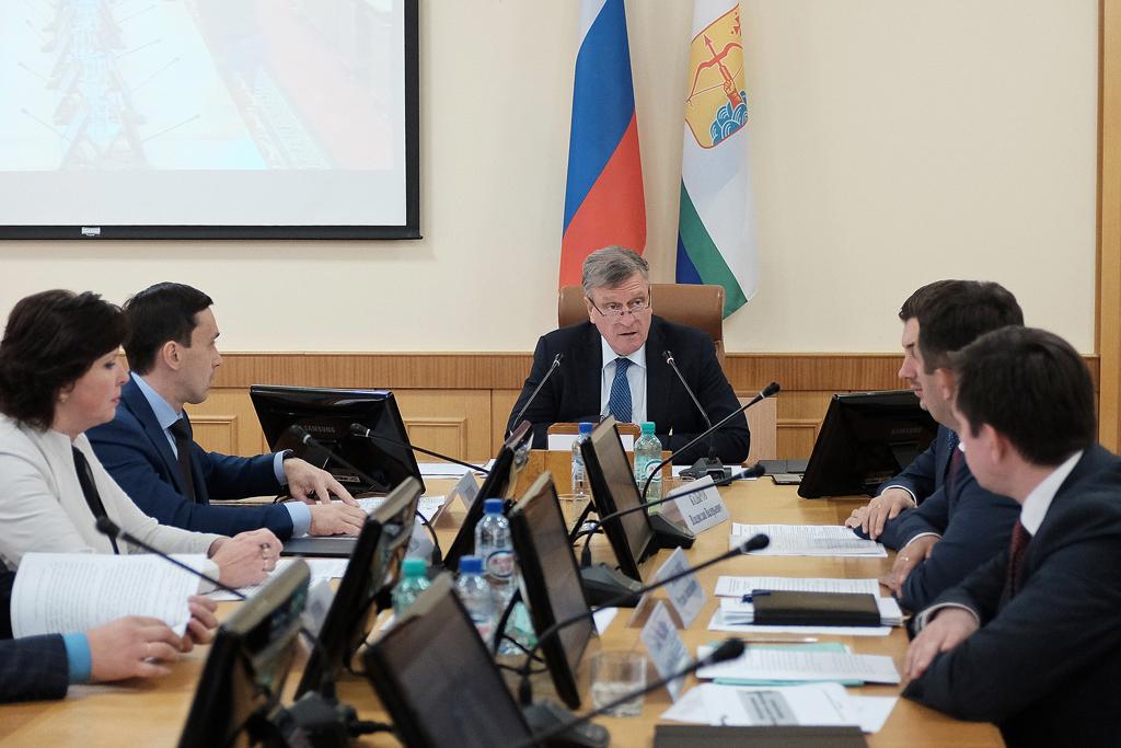 Игорь Васильев предложил синхронизировать программы по обеспечению жильем нуждающихся кировчан