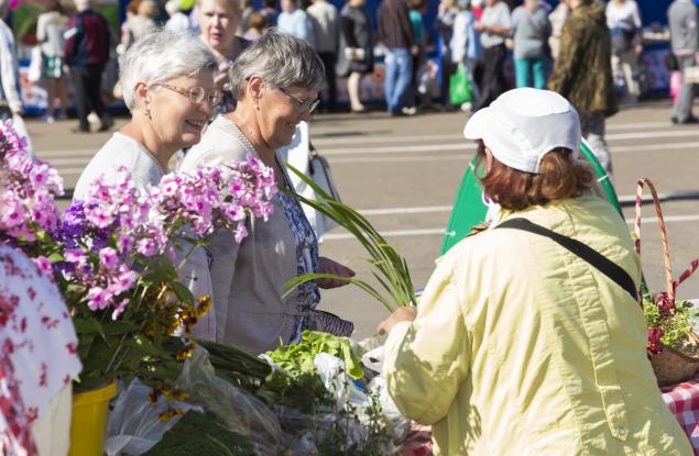 В Кирове пройдет осенняя выставка-ярмарка для садоводов