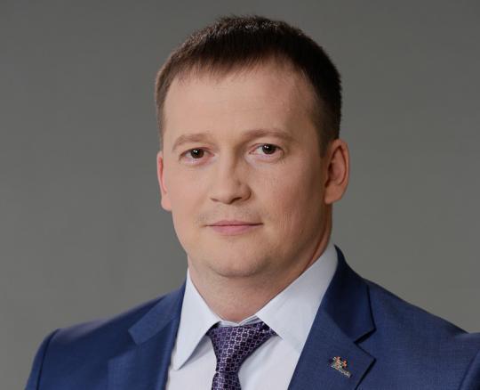 Директором филиала «КЧХК» АО «ОХК «УРАЛХИМ» назначен Дмитрий Трушков