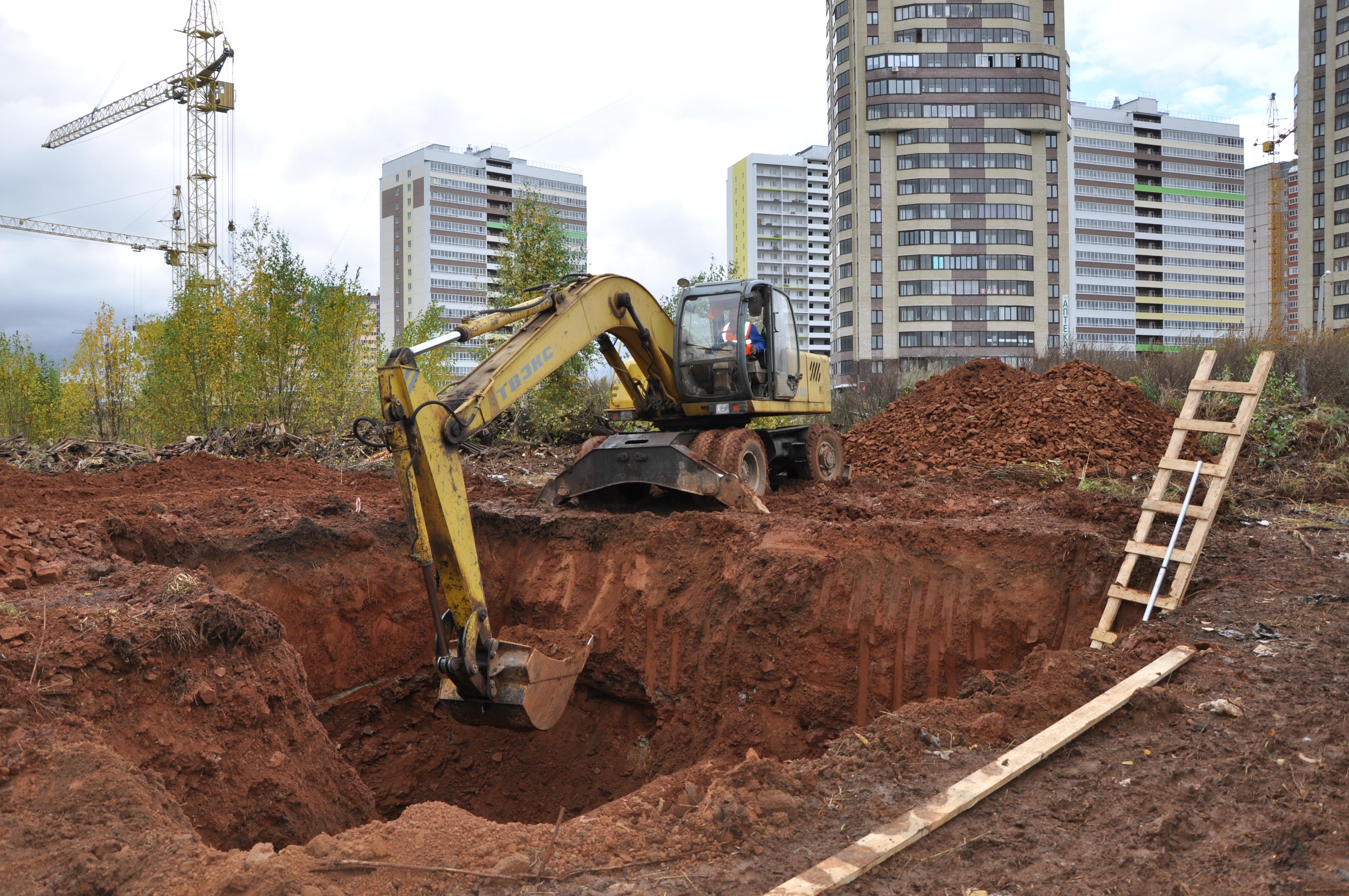 ККС строят в Кирове насосную станцию