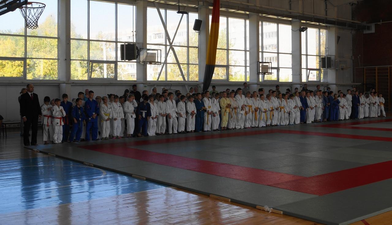 Более 130 спортсменов приняли участие в турнире по дзюдо в Котельниче