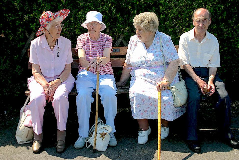 Каждый третий житель Кировской области - пенсионер