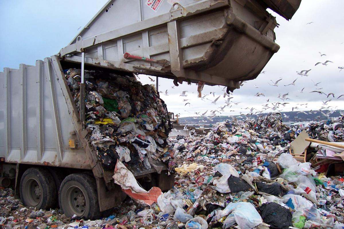 В Кировской области дефицит полигонного хранения коммунальных отходов