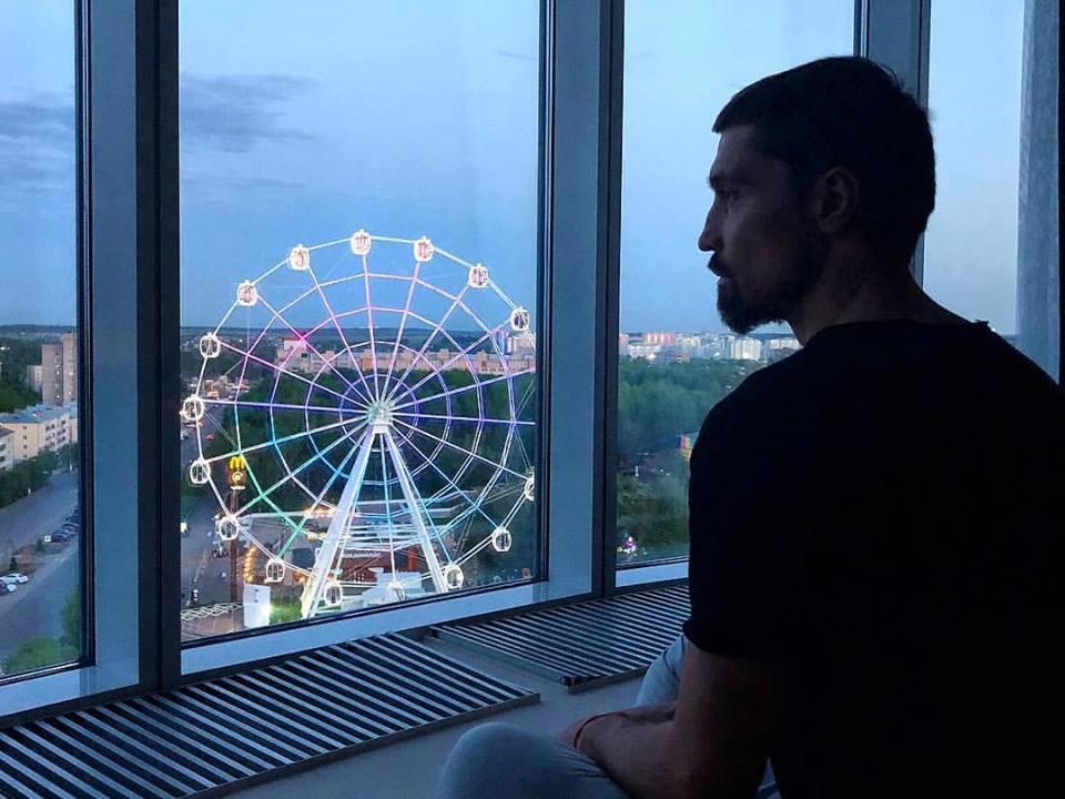 Первые звезды в Кирове