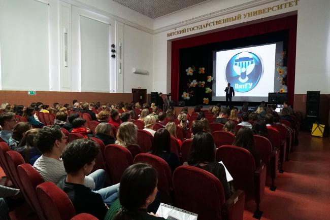 Опорный университет открыл свои двери перед абитуриентами-2019