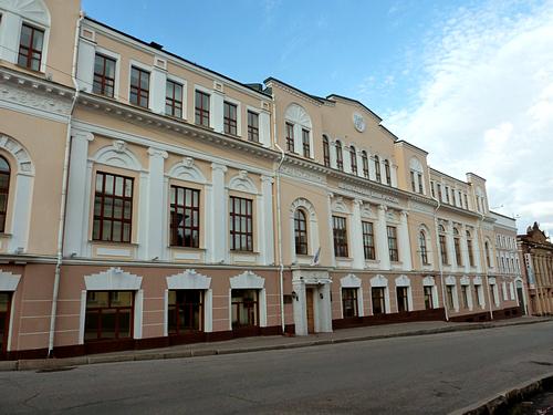 Студенты ВятГУ и МГЮА примут участие в Международной неделе инвесторов