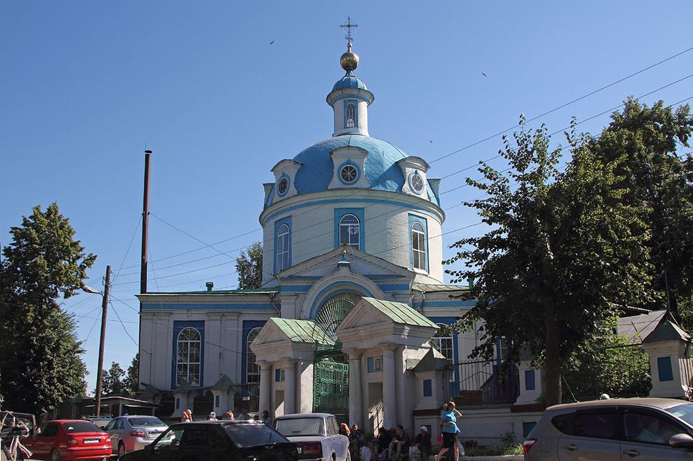 Во время ремонта здания Яранской епархии похищено 5 миллионов рублей