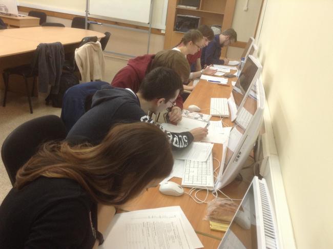 Команда VyatkaSU 1 стала первой на чемпионате спортивного программирования