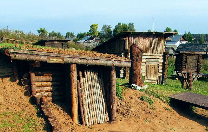 В Нургушском заповеднике работает этнографический комплекс