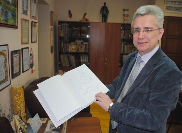 Михаил Судовиков покинул пост руководителя краеведческого музея