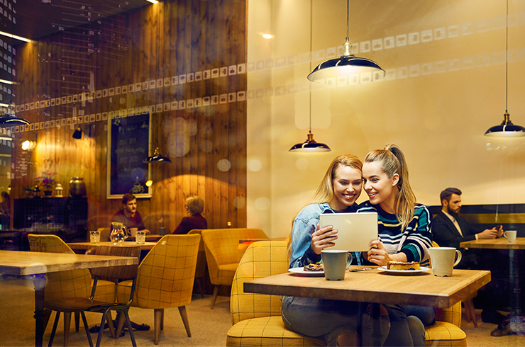 «Дом.ru Бизнес» приглашает на вебинар «Wi-Fi-маркетинг - точка роста вашего бизнеса»