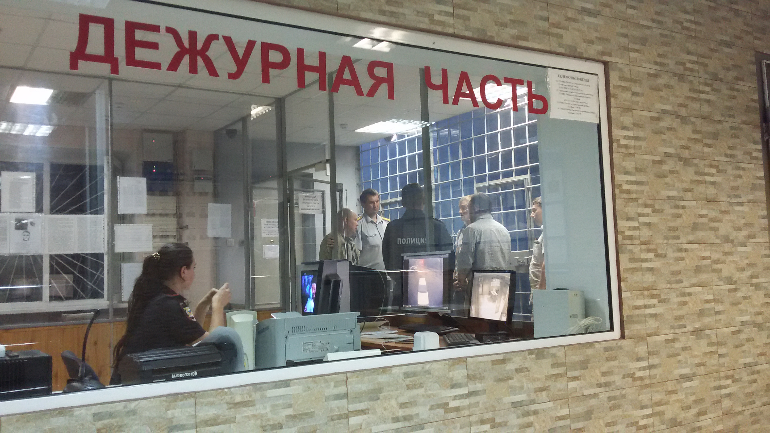 Кировский полицейский ударил задержанного головой в лицо