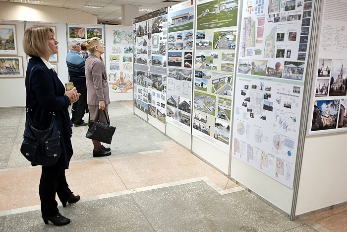 В Кирове начал работу фестиваль-конкурс «Зодчество-2018. Вятка архитектурная»