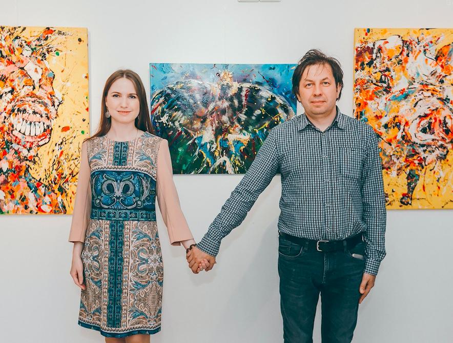 Дмитрий Смердов, Валентина Крупинина