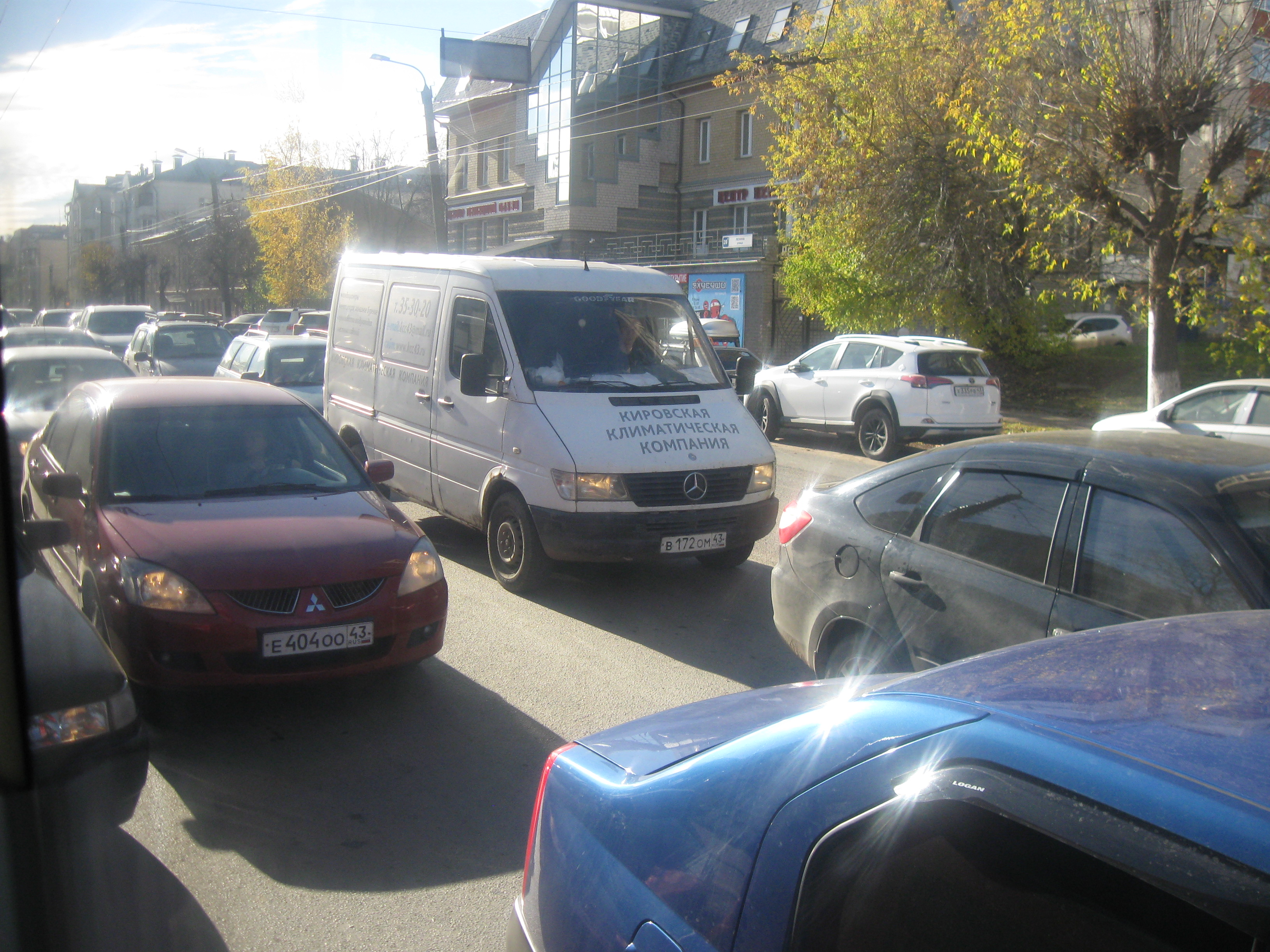 Киров планируют спасти от пробок