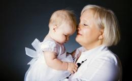 Наши любимые бабушки!