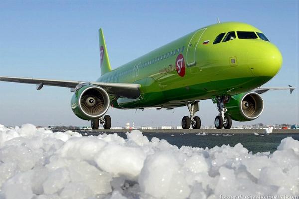 В кировском аэропорту ожидают «Сибирь»