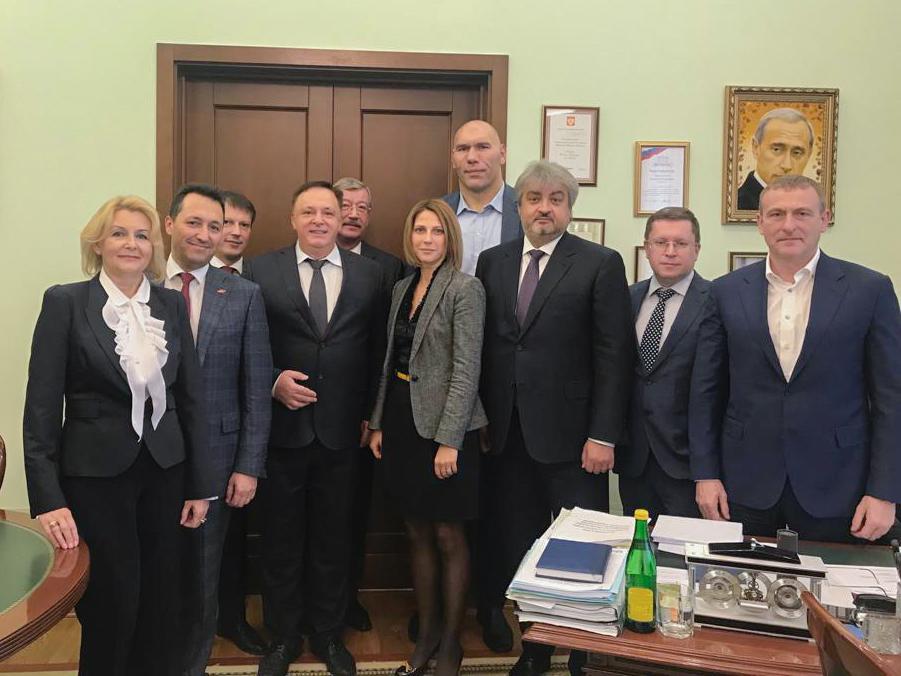 Союз садоводов России и Почта Банк подписали соглашение о сотрудничестве