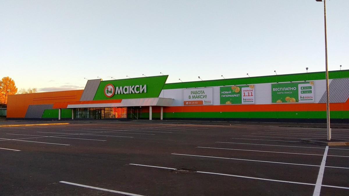 «Ростелеком» подключил скоростной интернет первому в Кирове гипермаркету «Макси»