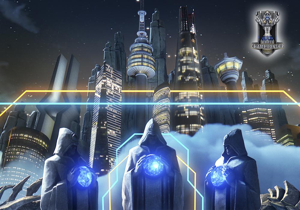 Кировчане увидят финал чемпионата мира по League of Legends в прямом эфире