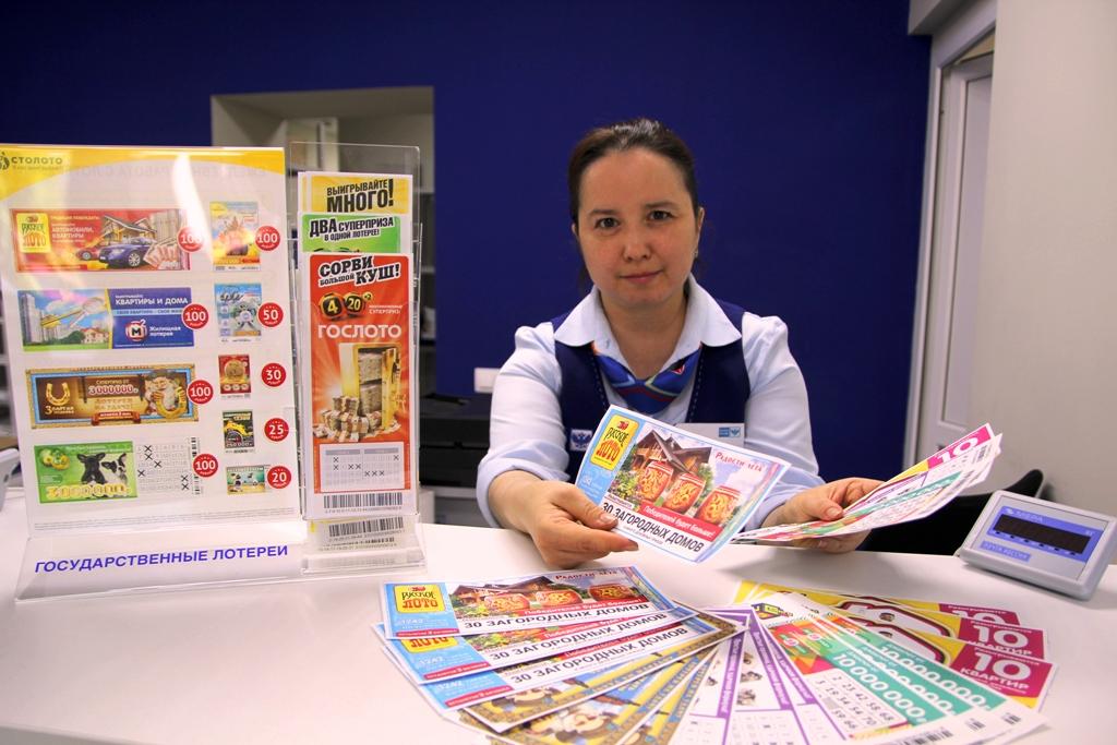 Жители Кировской области выиграли в лотереи более 24 миллионов рублей