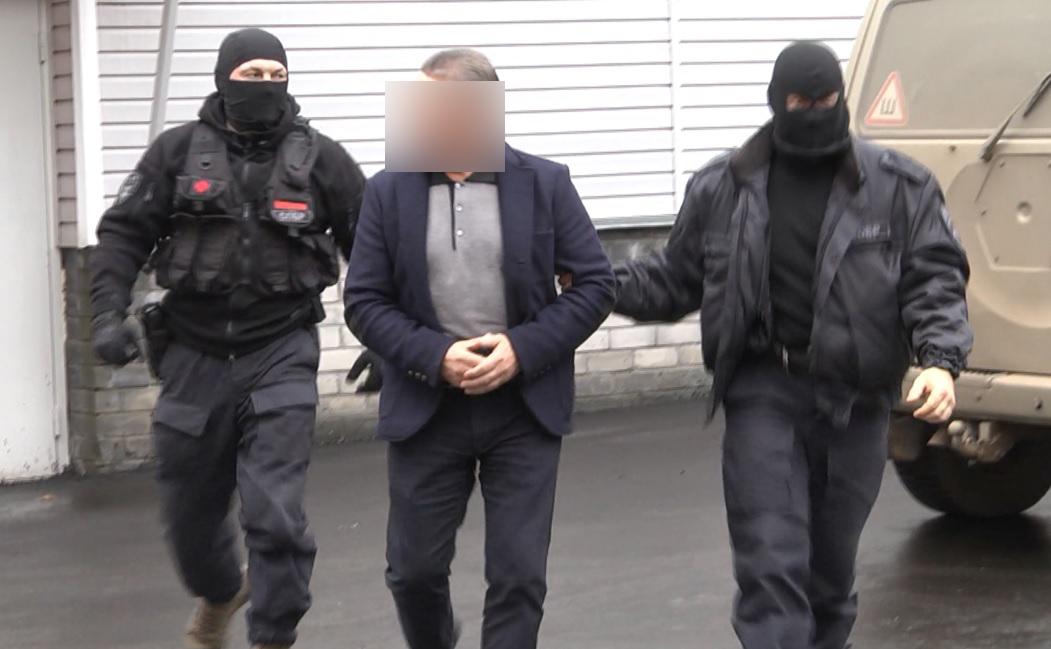 По делу о земле в Парке Победы задержан первый подозреваемый