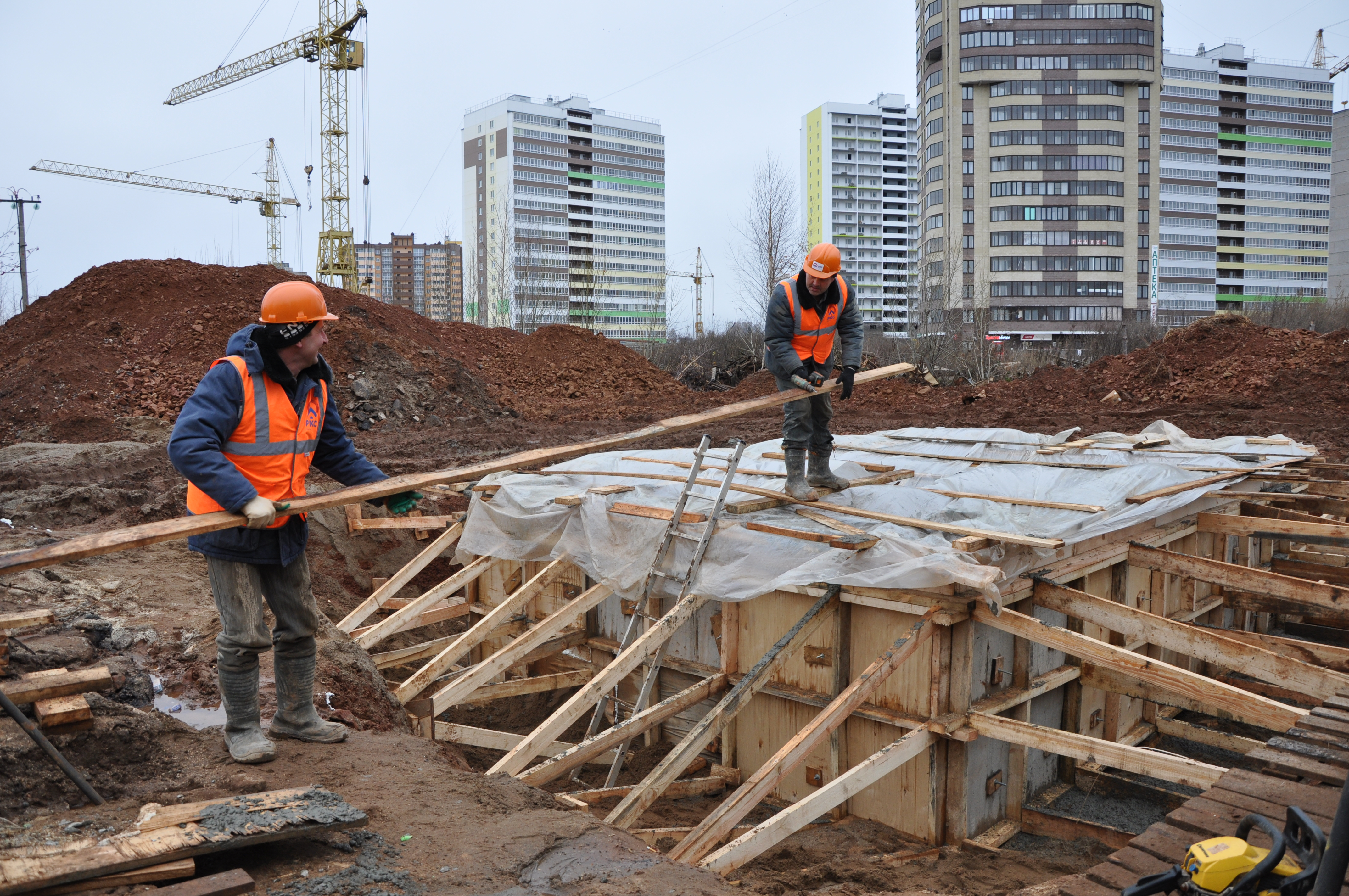 ККС развивают систему водоснабжения  в городе Кирове