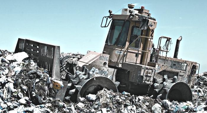 Новая жизнь старого мусора
