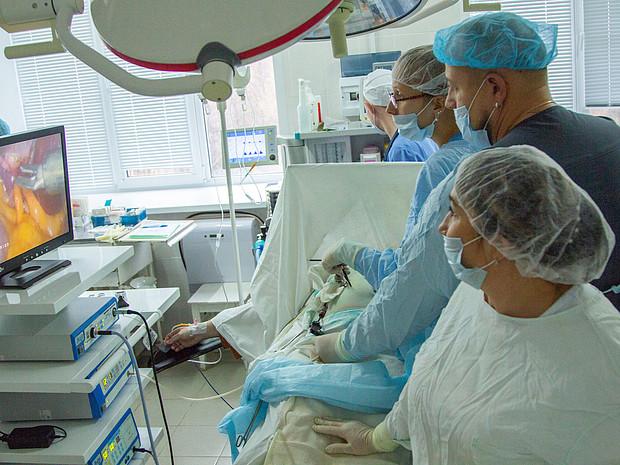 Высокие технологии помогают пациентам Кировской области
