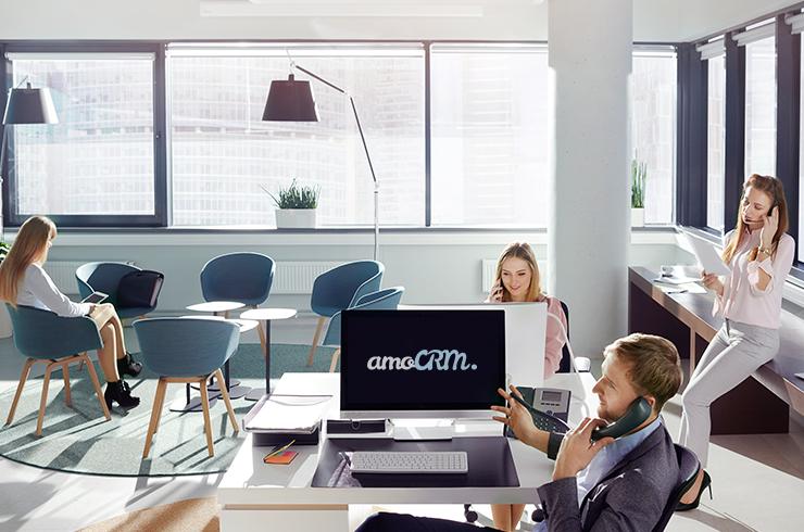 ОАТС«Дом.ru Бизнес» и amoCRM– теперь в пакете