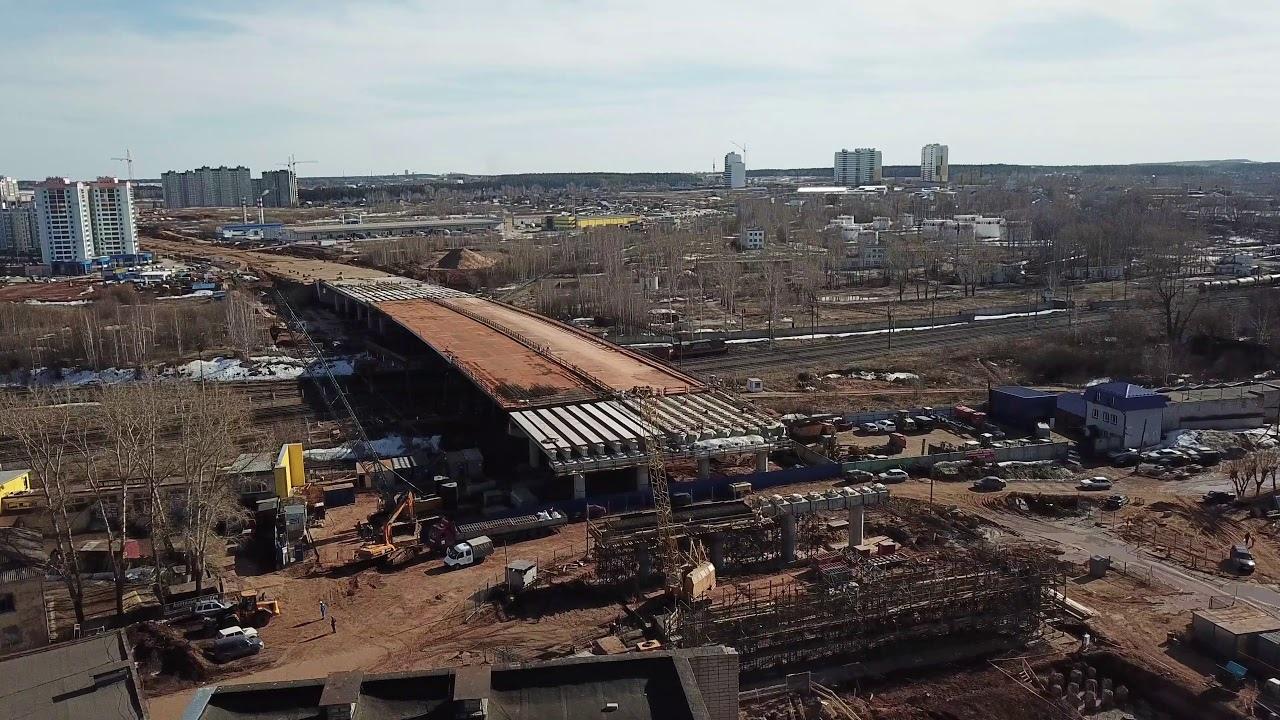 Достроят ли путепровод? Кировский бюджет ждет 700 млн рублей на завершение проекта