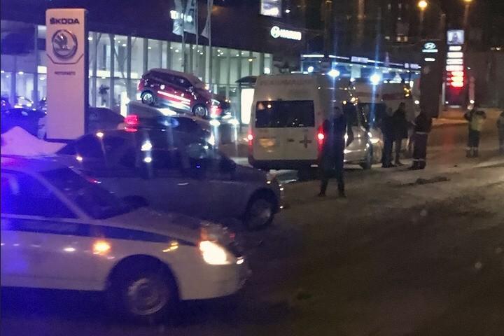 В Кирове на пешеходном переходе насмерть сбили ребенка