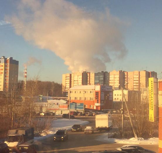 Жители Кирова испугались крупного взрыва