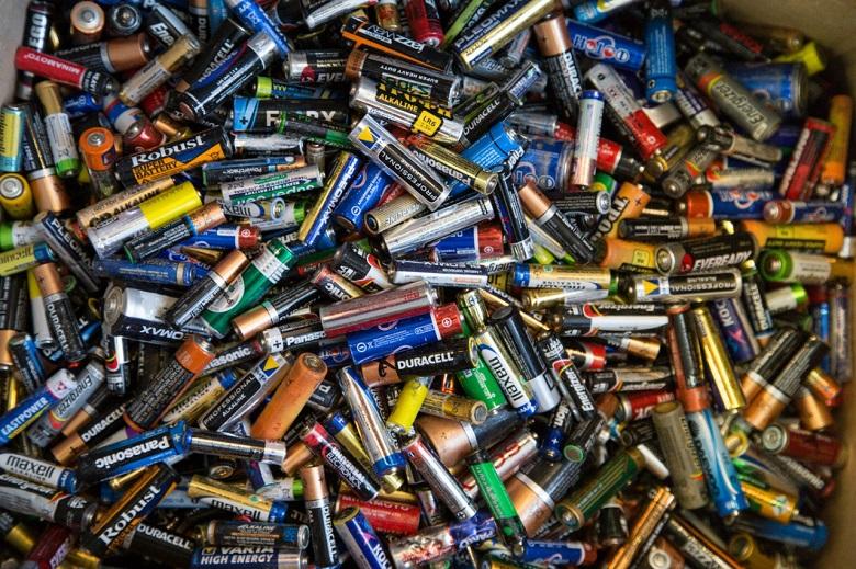 В Марадыково планируют утилизировать батарейки