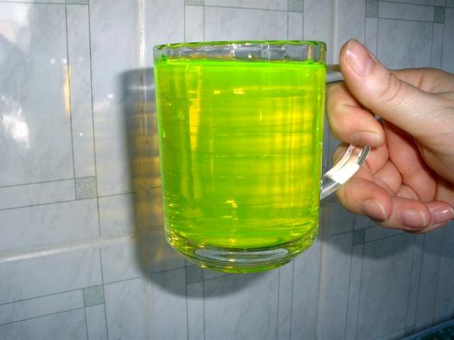 Воду в кировских батареях покрасят в зеленый цвет